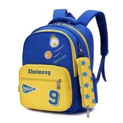 Nowe nylonowe torby szkolne dla nastoletnich chłopców dziewczęta plecak dziecięcy plecak studencki na tornister szkolny dla dzieci bagpack