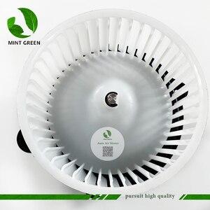 Image 3 - AC מיזוג אוויר דוד חימום מאוורר מפוח מנוע עבור יונדאי ישן Tusson 15 עבור יונדאי הסונטה NF NFC מפוח מנוע 97113 2E060