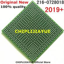 1-10 pces dc2019 + 100% novo 216-0728018 216 0728018 ic chips bga chipset