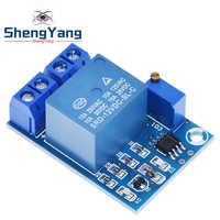 Módulo de protección de carga para batería de 12V CC, bajo voltaje, corte de bajo voltaje, protección de controlador automático