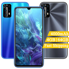Smartphones Note 10 Pro 4GB RAM 64GB ROM 4000mAh Android 7.0 LTE 13MP Full Screen Face ID Unlocked Cheap Cellphone Mobile Phones