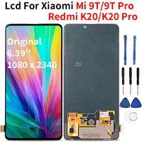 Original 6.39''for Xiaomi Redmi K20 Pro LCD Display Touch Screen Digitizer Assembly For Xiaomi Mi 9T Pro Screen Replacement