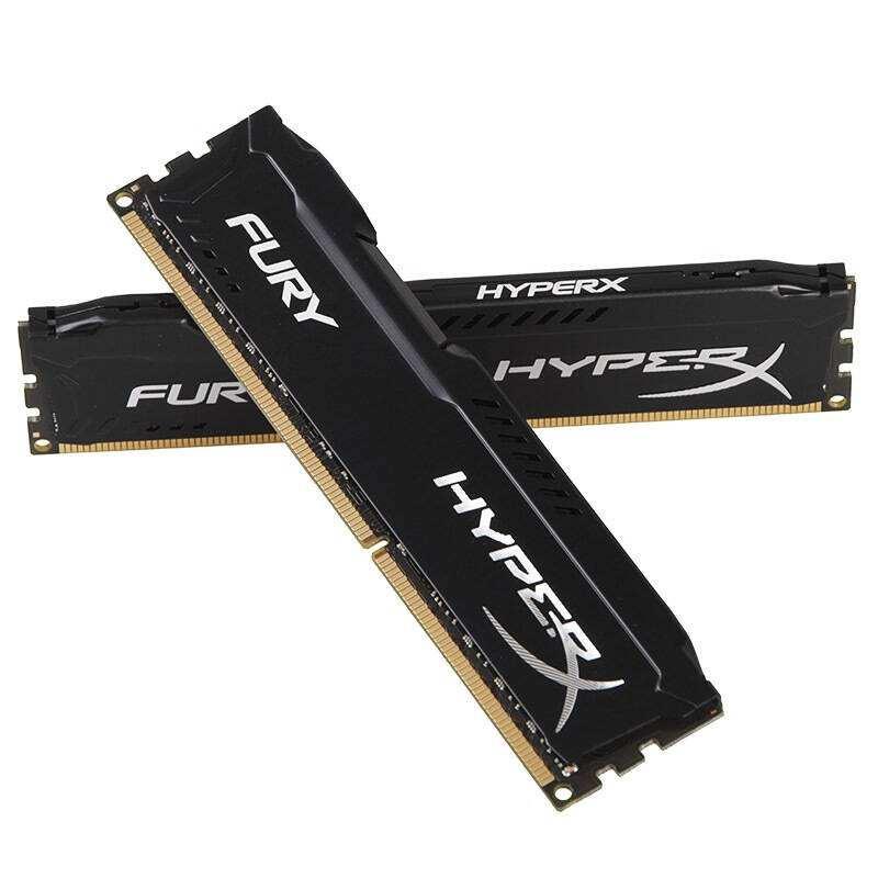 Kingston HyperX Fury DDR3 8GB/4GB Desktop RAM with 1333MHz/1600MHz/1866MHz Memory Speed 10