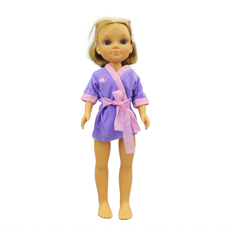 Bathrobe Suit Clothes For Sharon Doll For Nancy Doll Accessories