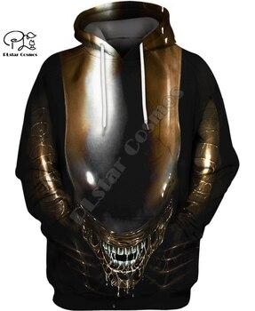 PLstar Cosmos Michael Myers Halloween Anime Cartoon Horror Movie Funny Chucky Women/Men Pullover Sweatshirt 3DPrint Hoodies B-13 ralph macchio michael mike marts x men the movie 1tru a