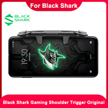 Original Black Shark PUBG Gaming Shoulder Trigger for Black Shark 4 3 3S 3 Pro Andorid IOS mobile phone Universal game trigger