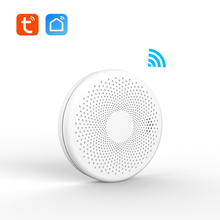 Fire-Alarm Smoke-Detector Firefighter Carbon-Monoxide Home-Security-System Tuya Wifi