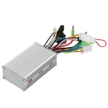 36V/48V 350W Electric Scooter Brushless Motor Controller E-Bike Controller Accessories 60v 2500w electric motor brushless controller 18 mosfet 41a electric scooter bike motorcycle e tricycle controller part kit