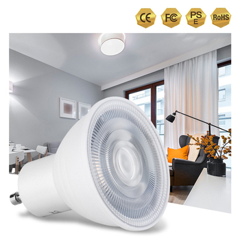 LED Spot Light Cup Lamps GU10 Led Bulb Lamp 7W Spotlight Home Lamp Energy Saving Lighting Bulb Led Lamp Cool White/Warm White image