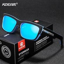 KDEAM Driving Sunglasses Men Polarized Hiking Sport Sun Glasses Polarization Sturdy 5-barrel Hinges oculos KD900