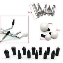 Paintless dent repair tool tap dica pode substituir o carro dent kit gancho ponta