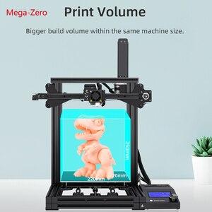 Image 3 - طابعة ANYCUBIC I3 ميجا/S/X/صفر ثلاثية الأبعاد معدنية كاملة حجم كبير إطار سطح المكتب Impresora ثلاثية الأبعاد Drucker لتقوم بها بنفسك عدة أدوات الطارد