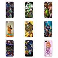 Funda de teléfono con dibujo Adorable para Huawei Mate 9 10 20 P P8 P9 P10 P20 P30 P40 Lite Pro Smart 2017, única Scooby Doo