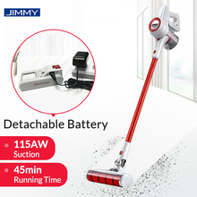 Xiaomi JIMMY JV51 Handheld Cordless Vacuum Cleaner For Home Portable Wireless 115AW Suction Carpet Sweep Clean Mi Dust Collector