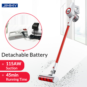 Image 1 - Xiaomi JIMMY JV51 Handheld Cordless Vacuum Cleaner For Home Portable Wireless 115AW Suction Carpet Sweep Clean Mi Dust Collector