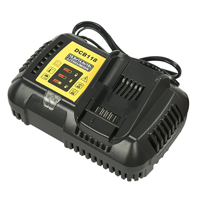 4.5A fast lithium battery Charger for Dewalt DCB118 12V/14.4V/20V DCB200 DCB180 DCB181 DCB182 DCB120 litio Battery Charger|Chargers| |  - title=