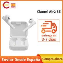Xiaomi Air2 SE AirDots pro 2 SE auricular Bluetooth inalámbrico estéreo TWS Mi inalámbrica auriculares 2 Basic síncrono enlace contacto Contro