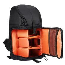 휴대용 대용량 다기능 야외 방수 마모 방지 단일 어깨 옥스포드 천으로 패션 카메라 가방 배낭