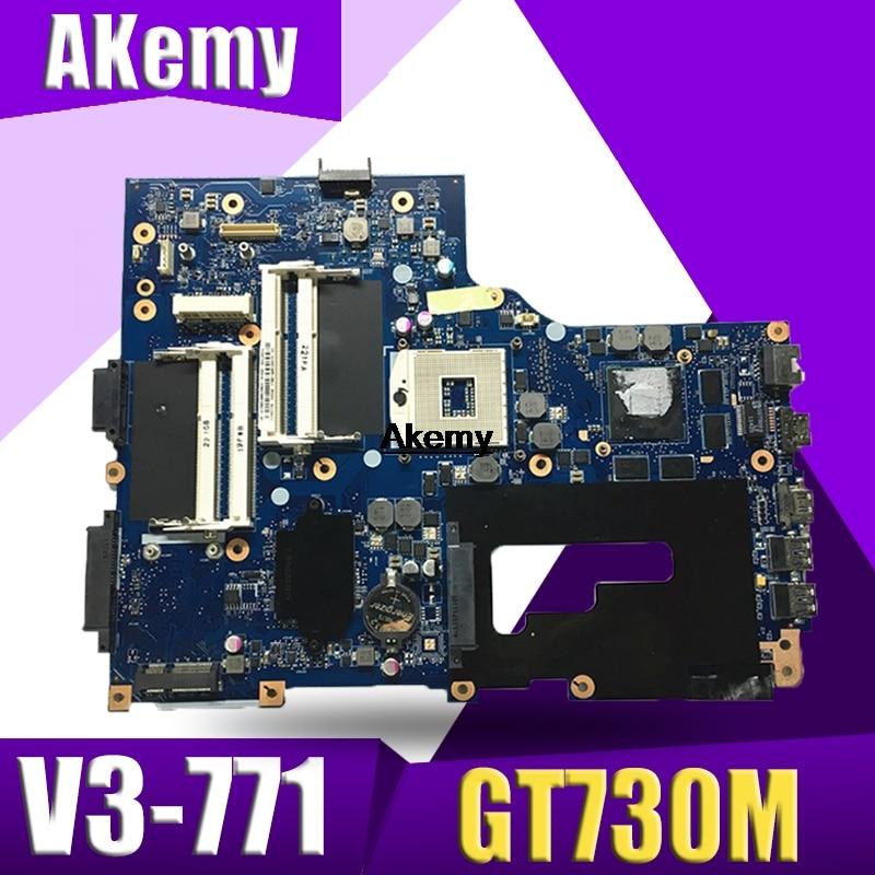 NBM7Q11001 NB.M7Q11.001 VA70 VG70 For Acer Aspire V3-771 V3-771G Laptop Motherboard 17.3 Inch HD4000 GT650M/GT730M DDR3