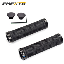 2pcs MTB Handlebar Cover Grips Mountain Road Cycling Bike Bicycle Smooth Soft Rubber Anti-slip Handle Grip Lock Aluminum Alloy bikein cycling mountain bike soft silicone grips road bicycle absorption handlebar ends bmx multi colors grip mtb accessories