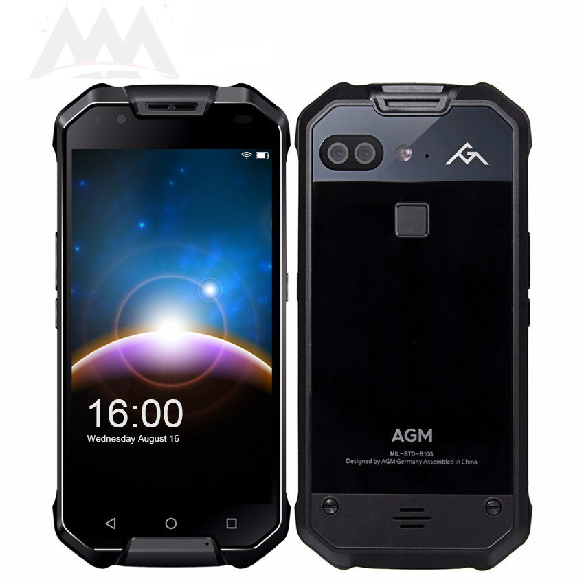 AGM X2 SE IP68 Waterproof shockproof Mobile Phone 5.5