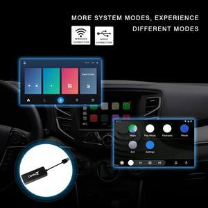 Image 4 - Cho Carlinkit 2.0 Không Dây CarPlay Kích Hoạt Cho Xe Đạp Peugeot Chevrolet 2016 2019 Skoda Octavia 2016 2020 Không Dây Đen