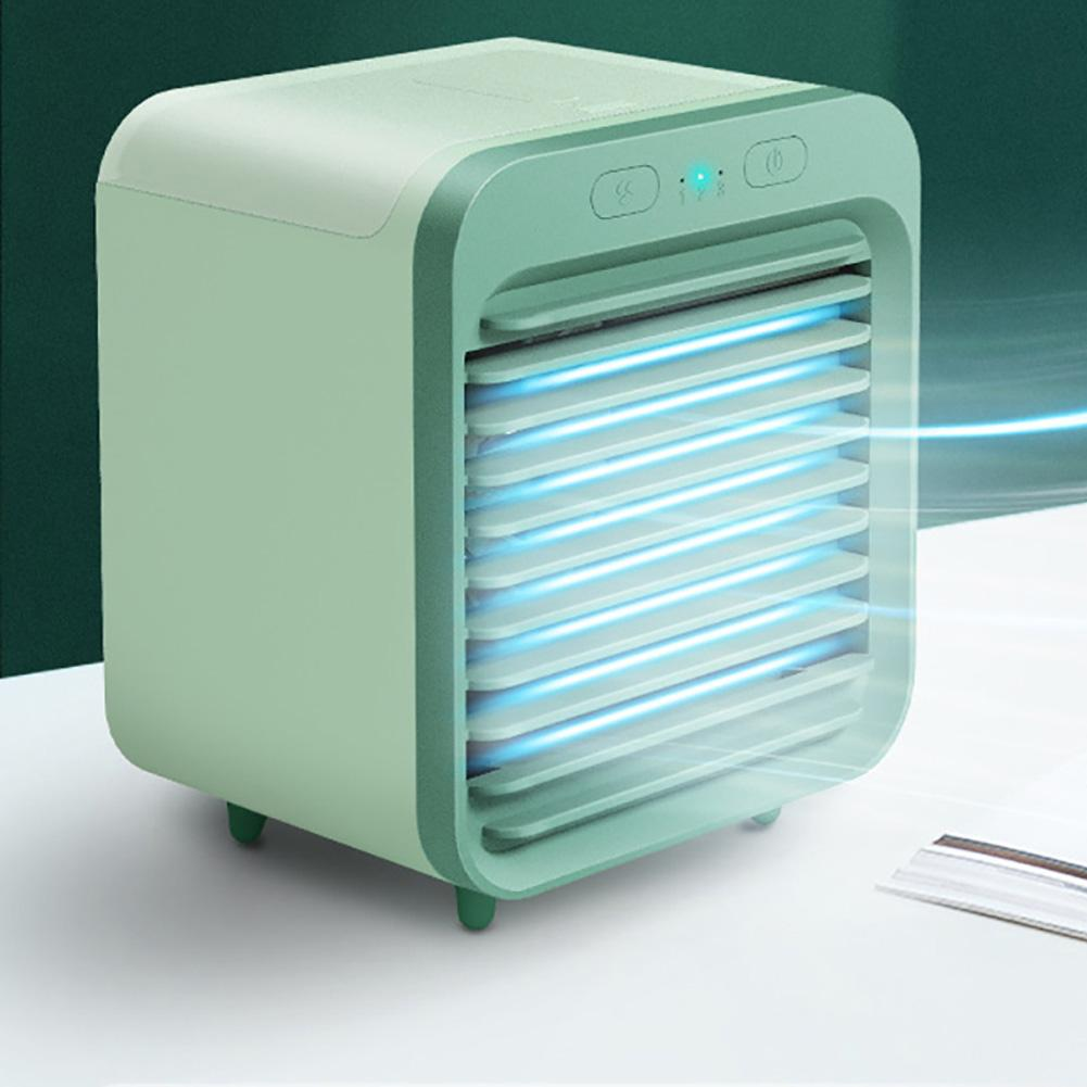 150ml Mini Air Conditioner Cooler Home Office Portable Humidifier Cooling Fan Portable, Mini , With Efficient Cooling Function.
