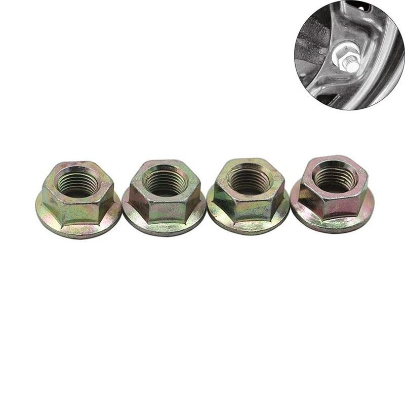 For Polaris Sportsman Ranger Flange Wheel Lug Nuts 7542459 For Polaris Predator Ranger 400/500/570/700/800 Scrambler 400 500