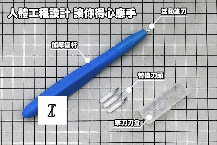 Outils de modélisme Graver taille-crayon rotatif 360 °