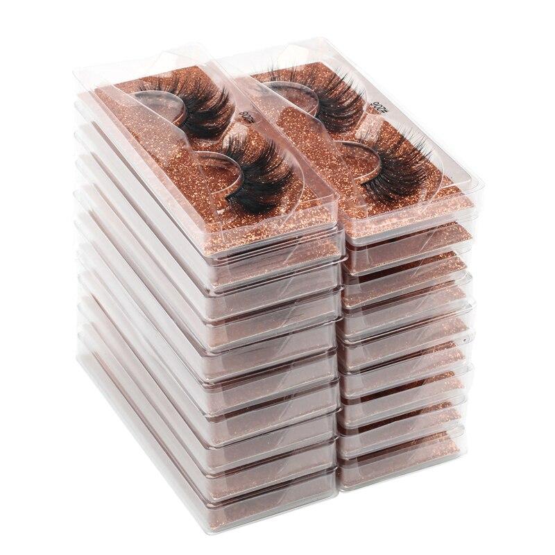 Shidhangpin оптовая продажа накладные ресницы Модные ручной работы 3d норковые объемные ресницы натуральные грязные мягкие ресницы для макияжа о...