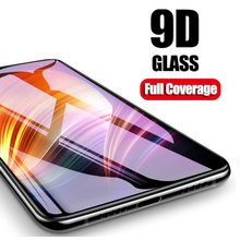 9D Tempered Glass Film For Xiaomi Mi 9T Rro Note 7 7A 9 8 SE Lite A2 6 6A 6X K20 Screen Protector