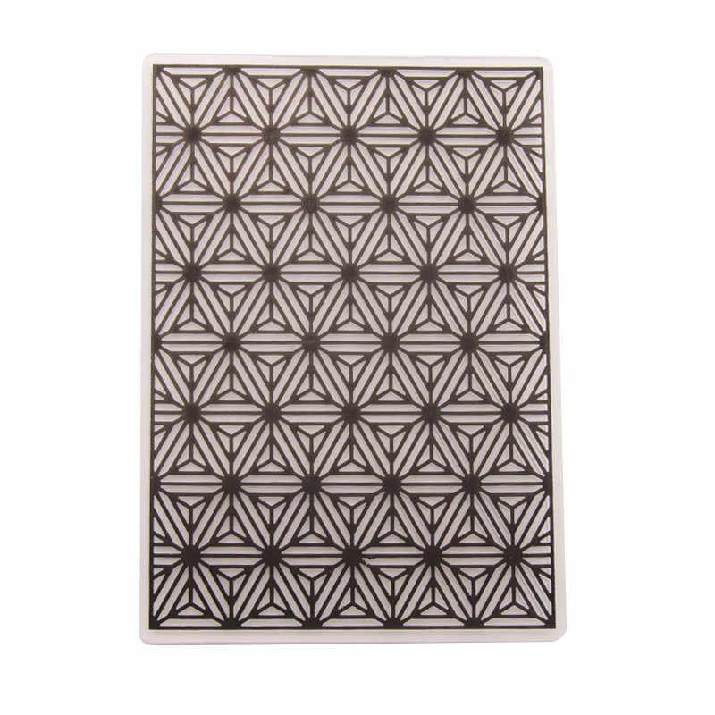 Kokorosa โฟลเดอร์ลายนูน DIY กระดาษการ์ด CRAFT Card Stencil สมุดฝากข้อความแม่แบบพลาสติกโปร่งใสแสตมป์งานแต่งงาน Decor