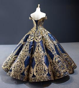 Image 2 - J67026 jancember celebrity dresses in Celebrity Inspired Dresses sweetheart ball gown evening dress 2020 платье для выпускного