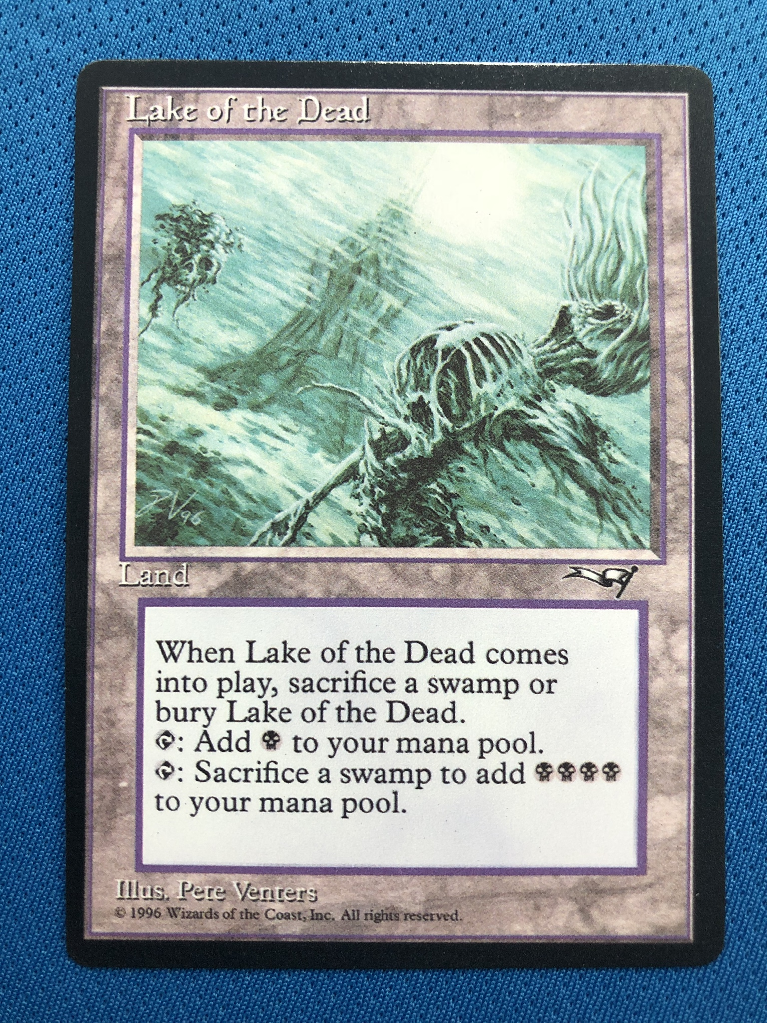 Lake Of The Dead ALL Alliances Magician ProxyKing 8.0 VIP The Proxy Cards To Gathering Every Single Mg Card.