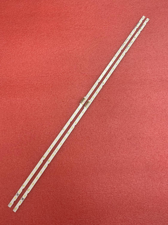10 PCS 38LED LED Backlight Strip For Samsung UE50NU7100 UE50NU7020 50NU7400 BN96-45952A UN50NU7100 Un50nu6900 LM41-00564a 46034A