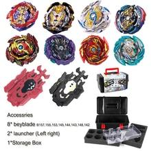 2020 New Hot Genuine Takaratomy Beyblades GT B 157 B 155 Burst Genesis God Spin Spin Spinner Toy