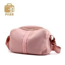 Piler Famous Brands Nylon Women Bag Handbag Small Crossbody for Mini Shoulder Messenger Handbags Purse