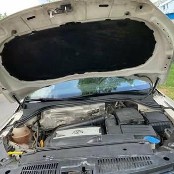 Przednia maska wspornik silnika wspornik hydrauliczny podnośnik sprężynowy wspornik sprężynowy do VW Tiguan MK1 2010-2017 akcesoria samochodowe tanie i dobre opinie