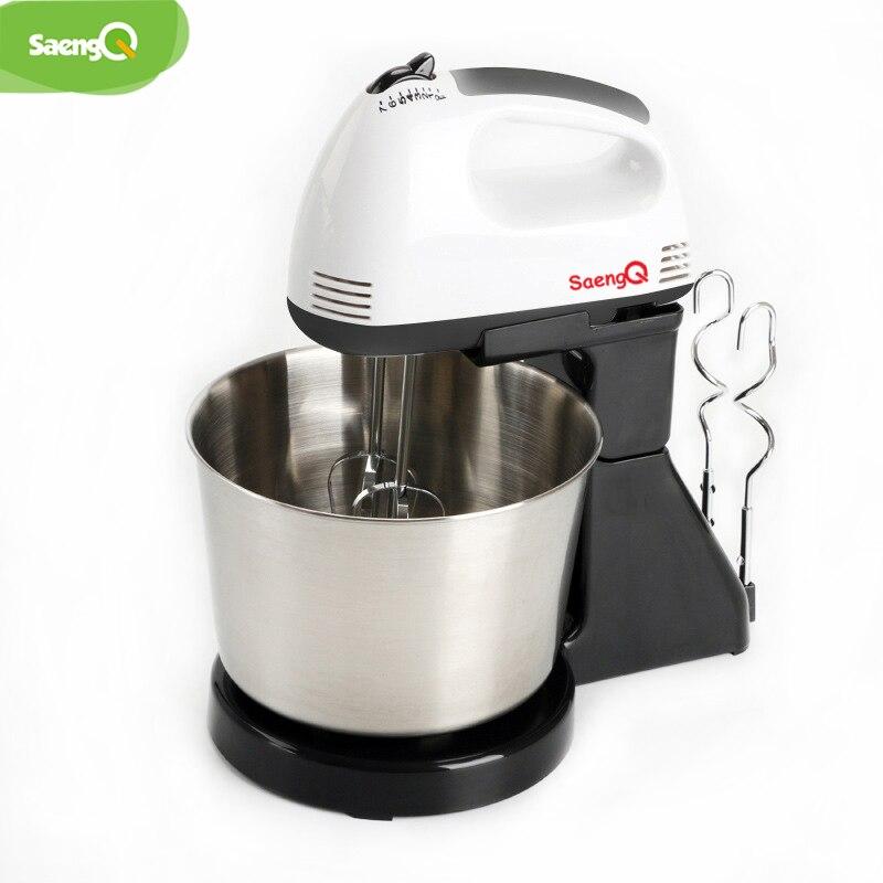 Semi-automatic egg beater home manual egg beater kitchen egg blender cake cream hair dryer