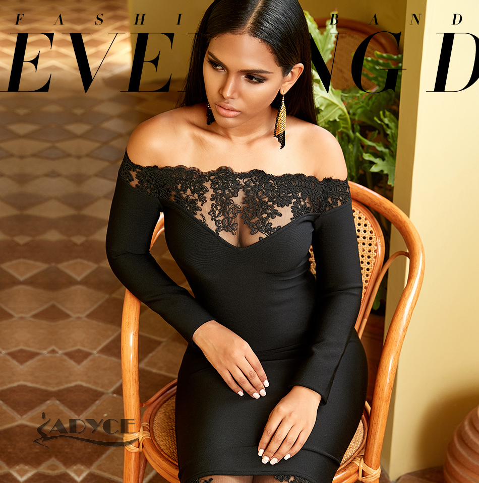 Vestidos Elegant 2019 Last 1