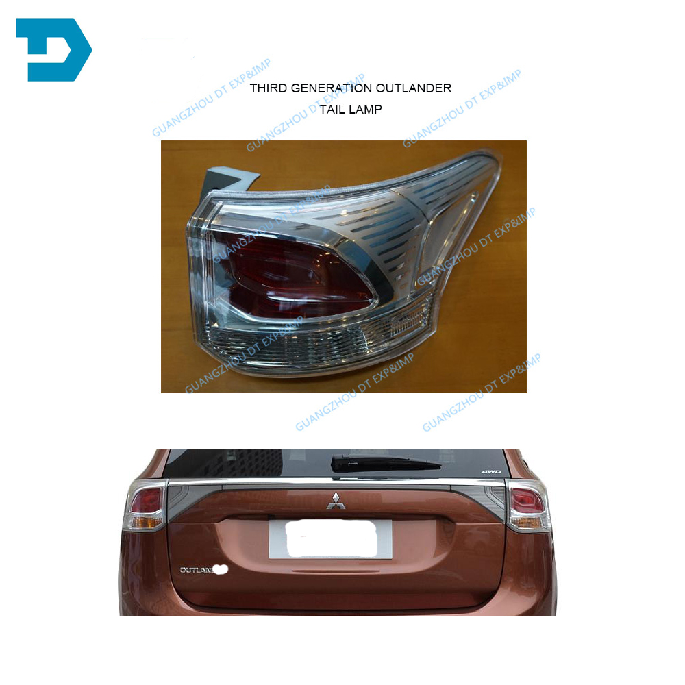 8330A787 2013 2014 outlander halogen tail lamp airtrek led back lamp without bulb buy 2 piece
