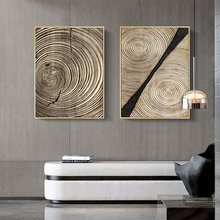 Abstract Retro Poster Picture Nordic Canvas Painting Wall Art Luxury Minimalist Art Poster and Print for Living Room Home Decor nordic art elephant walking moment abstract fashion style canvas painting art print poster picture wall living room home decor