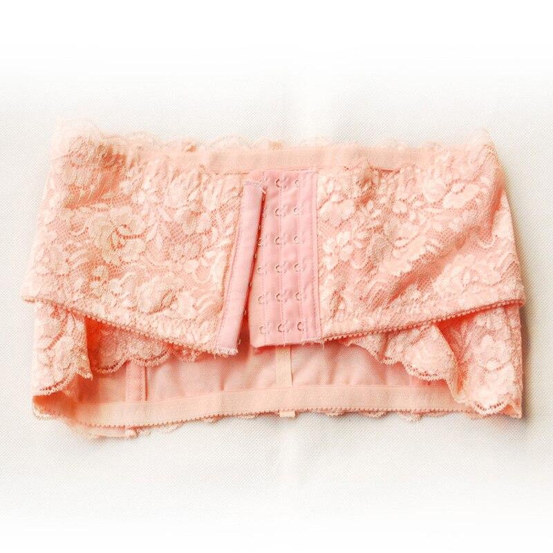 Купить с кэшбэком Fashion Vintage Body Shaper Solid Color Bandage Slimming Underwear Waist Trainer Corset Cincher Women Postpartum Girdle