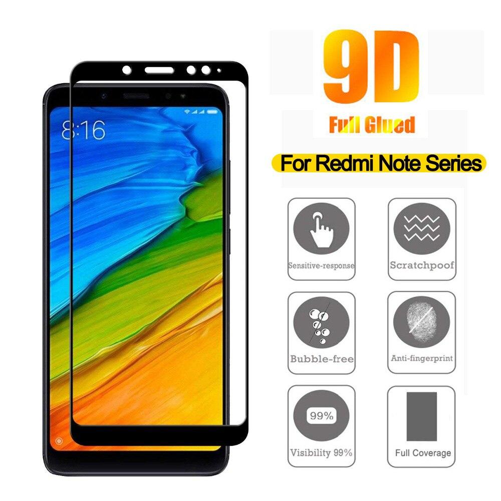 2 шт 9D стекло для Xiaomi Redmi Note 5 закаленное стекло Redmi 5 Plus 5A Pro Защита экрана для Redmi 7A защитная пленка, стекло