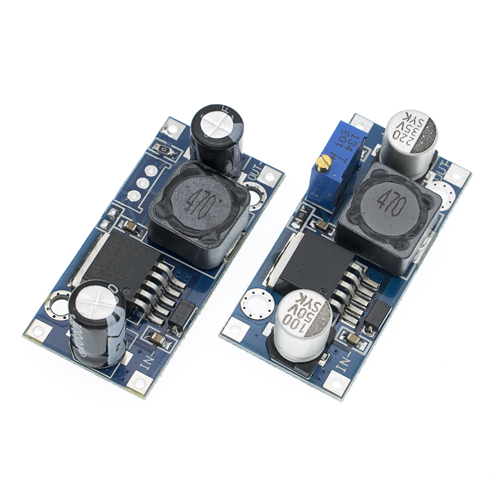 Image 4 - 100pcs LM2596 LM2596S ADJ DC DC 4.5 40V adjustable/5V step down power Supply module 5V/12V/24V-in Integrated Circuits from Electronic Components & Supplies