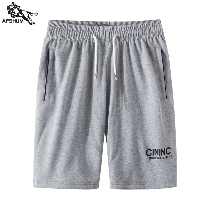 Shorts Men Summer Men's Casual Shorts Drawstring Breathable Cotton Trousers Short Pantalon Deportivo Hombre Bermuda Academia