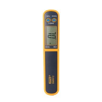 BM8912 inteligente SMD comprobador de resistencia de la capacitancia medidor de Digital parche resistencia multímetro sonda de prueba medidor de Clip de pinzas