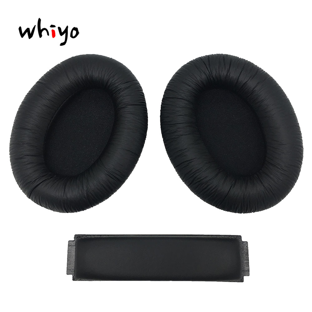 1 Pair Of EarPads For Sennheiser HD418 HD419 HD428 HD429 HD439 HD438 HD448 HD449 Headphones Cushion Cover Earmuff Replacement