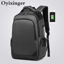 Męskie plecaki na laptopa Business Man plecak podróżny 15.6 Cal plecak torba torby szkolne dla chłopców Mochilas Escolares Mochila Escolar