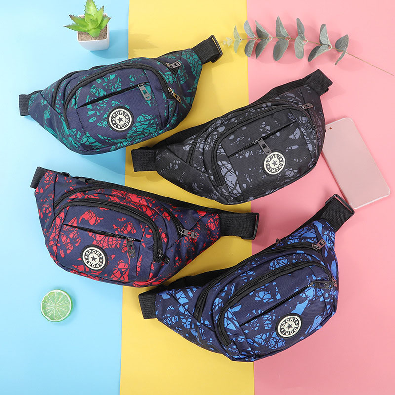New Autumn Fanny Pack Men Camouflage Bum Bag Women Hip Bags Unisex High Capacity Chest Bag For Men Shoulder Kidney Bag